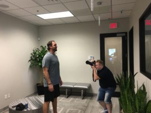Pelle 3D scanning Jared Allen - Rare Labs Scottsdale Arizona